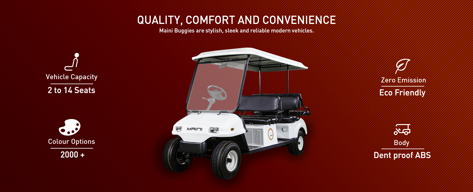 Electric Buggy | Golf Cart Manufacturers in Bangalore | Golf